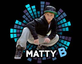 nº 52 pour Design a T-Shirt for MattyB par Tsurugirl