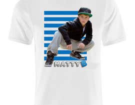 #36 for Design a T-Shirt for MattyB by NicolasFragnito