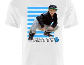 #53 for Design a T-Shirt for MattyB by NicolasFragnito