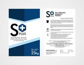 Carlito36 tarafından S Plus Gypsum Bag Design ( Front and Back) için no 3