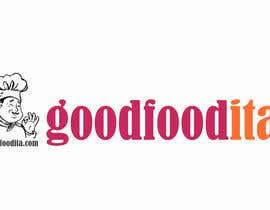 imo574b12f7f0cee tarafından Disegnare un Logo goodfoodita.com için no 11