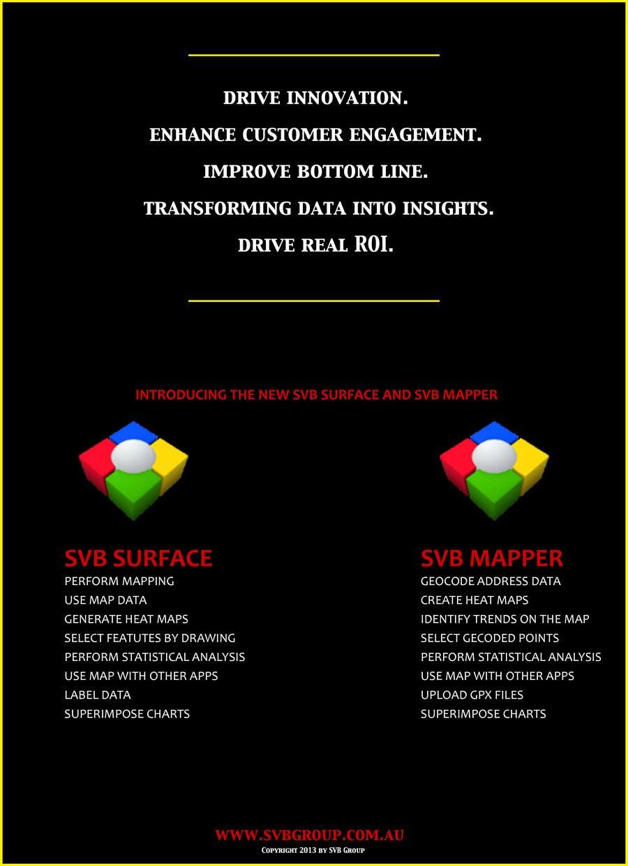 Penyertaan Peraduan #1 untuk Design an Advertisement for product launch