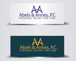 #124 untuk Logo design for a personal injury law firm oleh zainulbarkat