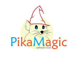#12 para Design a Logo for Pikamagic por krisgraphic