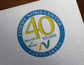 kalart tarafından 40th Anniversary Logo için no 73