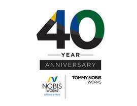 Nro 189 kilpailuun 40th Anniversary Logo käyttäjältä jaideepsai