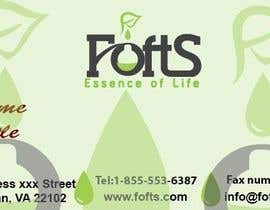 #19 for Business Card for Essential oil company af des10