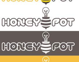 nº 38 pour Design a Logo for  Honey Pot par tobyquijano