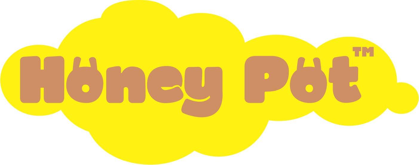 Kilpailutyö #3 kilpailussa Design a Logo for  Honey Pot