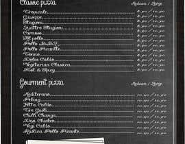 Nro 16 kilpailuun redesign takeaway menu käyttäjältä colakovski123