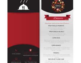 Nro 4 kilpailuun redesign takeaway menu käyttäjältä BarGoo