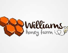 nº 47 pour Design a Logo for Williams Honey Farm par okasatria91