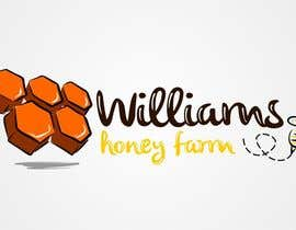 #63 for Design a Logo for Williams Honey Farm af okasatria91