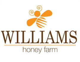 #48 untuk Design a Logo for Williams Honey Farm oleh karmenflorea