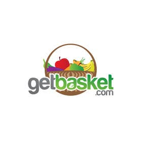 #75 for getBasket - Online Grocery Store Logo by SergiuDorin