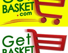 #68 for getBasket - Online Grocery Store Logo by avantgarde5