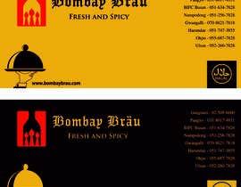 #25 for Design a Banner for Indian Restaurant by VISHAL1977