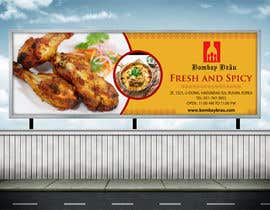#23 for Design a Banner for Indian Restaurant by riteshparmar79