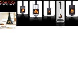 #9 untuk Design a Facebook landing page for my company selling Fireplaces oleh radhikasen