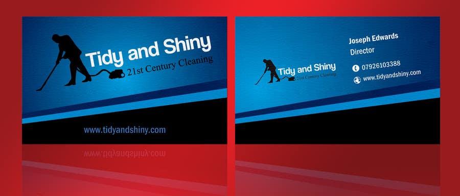 Konkurrenceindlæg #12 for Design some Business Cards for ME