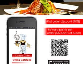 designerdesk26 tarafından Design a Brochure for Restaurants (iPhone App & Website Ordering) için no 11