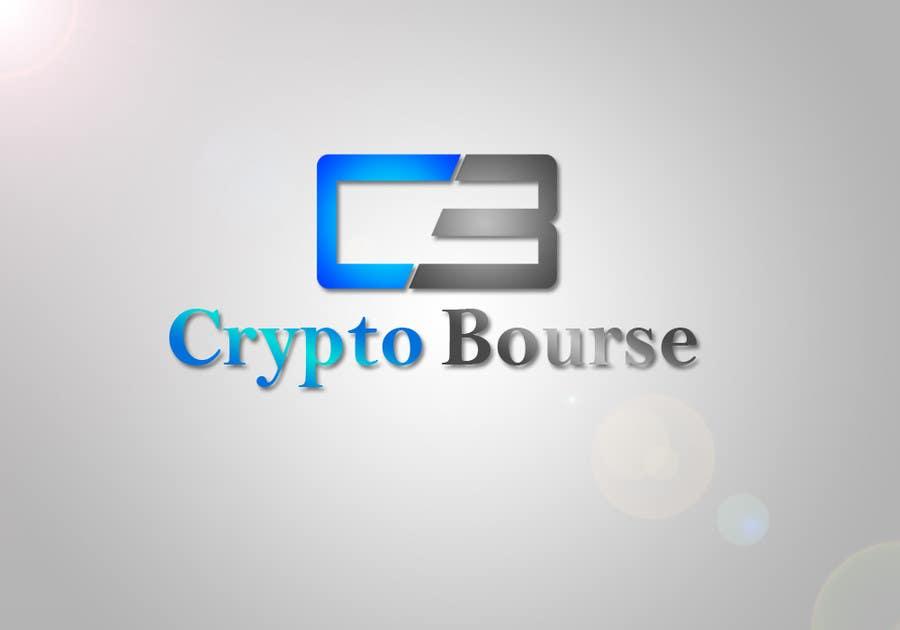 Contest Entry #                                        81                                      for                                         Design a Logo for CryptoBourse.com
