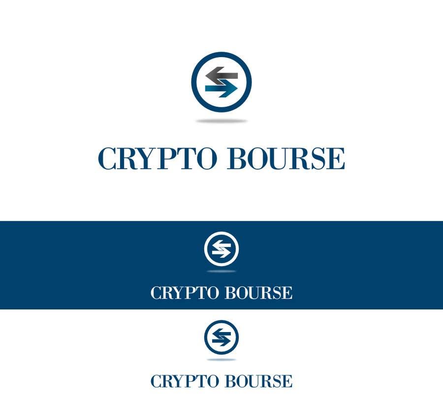 #112 for Design a Logo for CryptoBourse.com by Teo4050