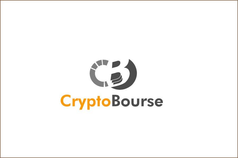 #122 for Design a Logo for CryptoBourse.com by GoldSuchi
