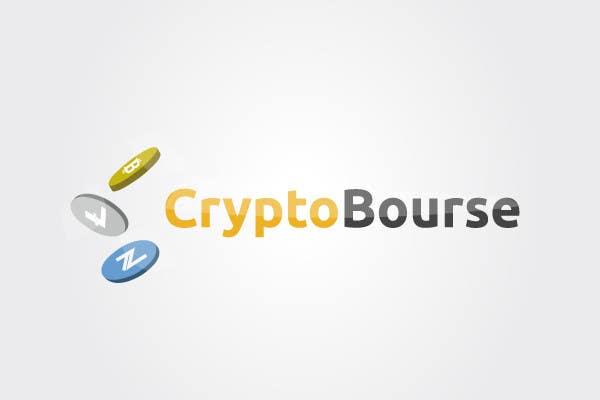 Contest Entry #                                        41                                      for                                         Design a Logo for CryptoBourse.com