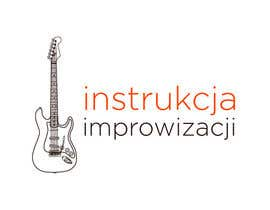 #20 para Logo for guitar improvisation company por danadanieladana