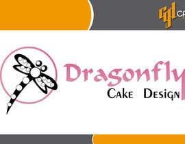 CasteloGD tarafından Design a Logo for Dragonfly Cake Design. 1/2 done already için no 21