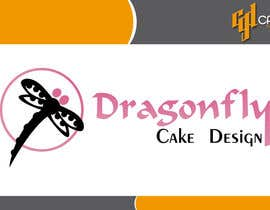#23 untuk Design a Logo for Dragonfly Cake Design. 1/2 done already oleh CasteloGD