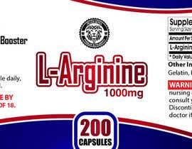 briangeneral tarafından Supplement Label Design için no 11