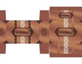 Nro 9 kilpailuun Design a cardboard box to look like a treasure chest. käyttäjältä ChathuSL