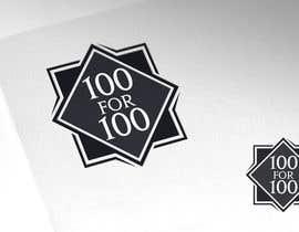 """Nro 51 kilpailuun Logo / Icon / Lapel Pin - """"100 for 100"""" käyttäjältä Naumovski"""