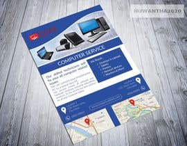Nro 34 kilpailuun Design a Flyer käyttäjältä nuwantha2020