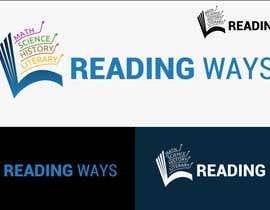 Nro 14 kilpailuun Reading Ways Logo käyttäjältä cbarberiu