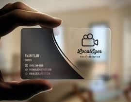 Nro 46 kilpailuun Design some Business Cards käyttäjältä einsanimation