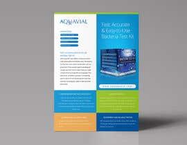 Nro 38 kilpailuun Design a Brochure käyttäjältä karinariquelme