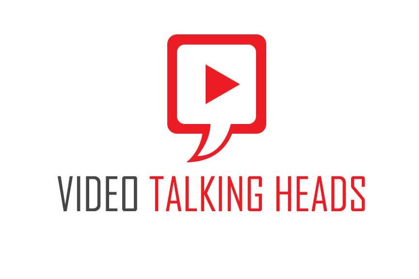 Inscrição nº 11 do Concurso para Logo for Video Talking Heads