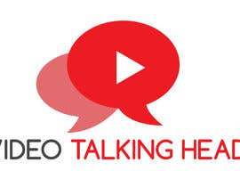 #12 untuk Logo for Video Talking Heads oleh tadadat