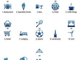 nº 6 pour Design some category icons for my iPhone app par Rendra5