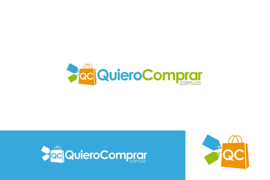 Inscrição nº 4 do Concurso para Design a Logo for QuieroComprar.com.co