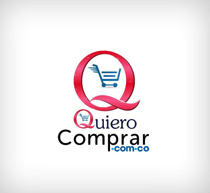 Inscrição nº 115 do Concurso para Design a Logo for QuieroComprar.com.co