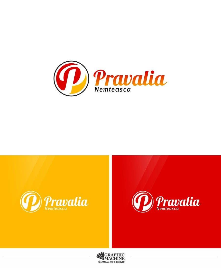 Kilpailutyö #18 kilpailussa Realizează un design de logo for Pravalia Nemteasca