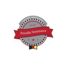 Nro 35 kilpailuun Realizează un design de logo for Pravalia Nemteasca käyttäjältä SergiuDorin