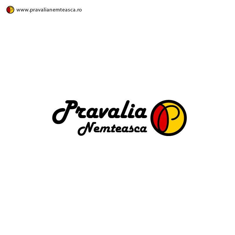 Kilpailutyö #19 kilpailussa Realizează un design de logo for Pravalia Nemteasca