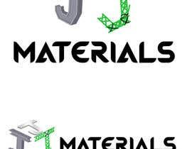 Nro 2 kilpailuun J3 Materials Logo käyttäjältä mikomaru