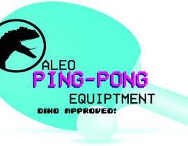 Nro 3 kilpailuun Ping Pong Logo käyttäjältä eanlwood