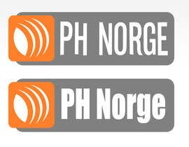 #13 para Design a logo for PH Norge por eytu